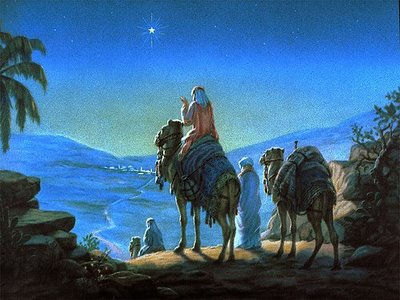 The Star of Bethlehem Was the Shechinah Glory