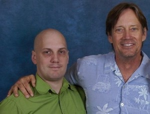 Matthew Bryce Ervin with Kevin Sorbo